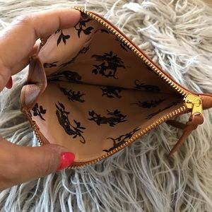 Ann Taylor Bags - Ann Taylor Wallet/Clutch/Cosmetic Case - New!